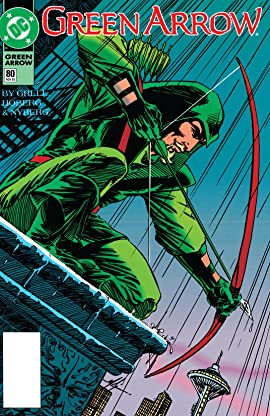 Green Arrow (1988-1998) #80