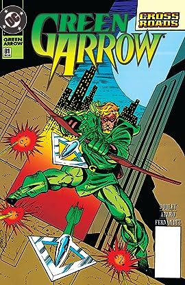 Green Arrow (1988-1998) #81