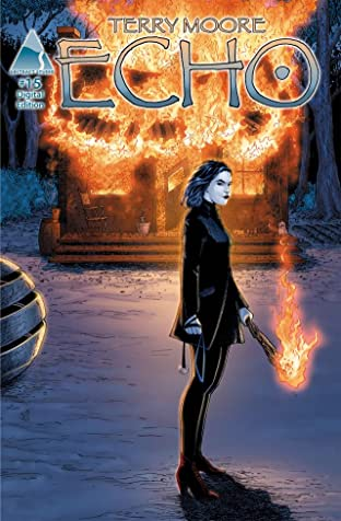 Terry Moore's Echo No.15