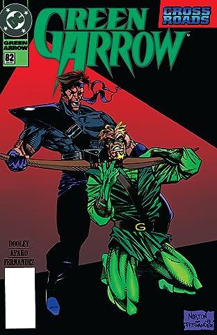 Green Arrow (1988-1998) #82