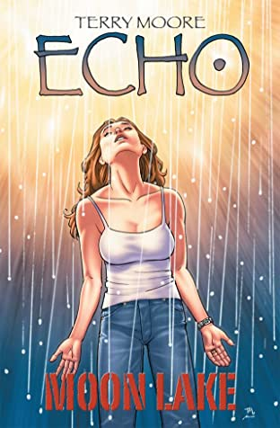 Terry Moore's Echo Tome 1: MoonLake