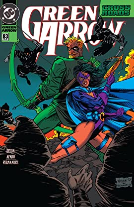 Green Arrow (1988-1998) #83