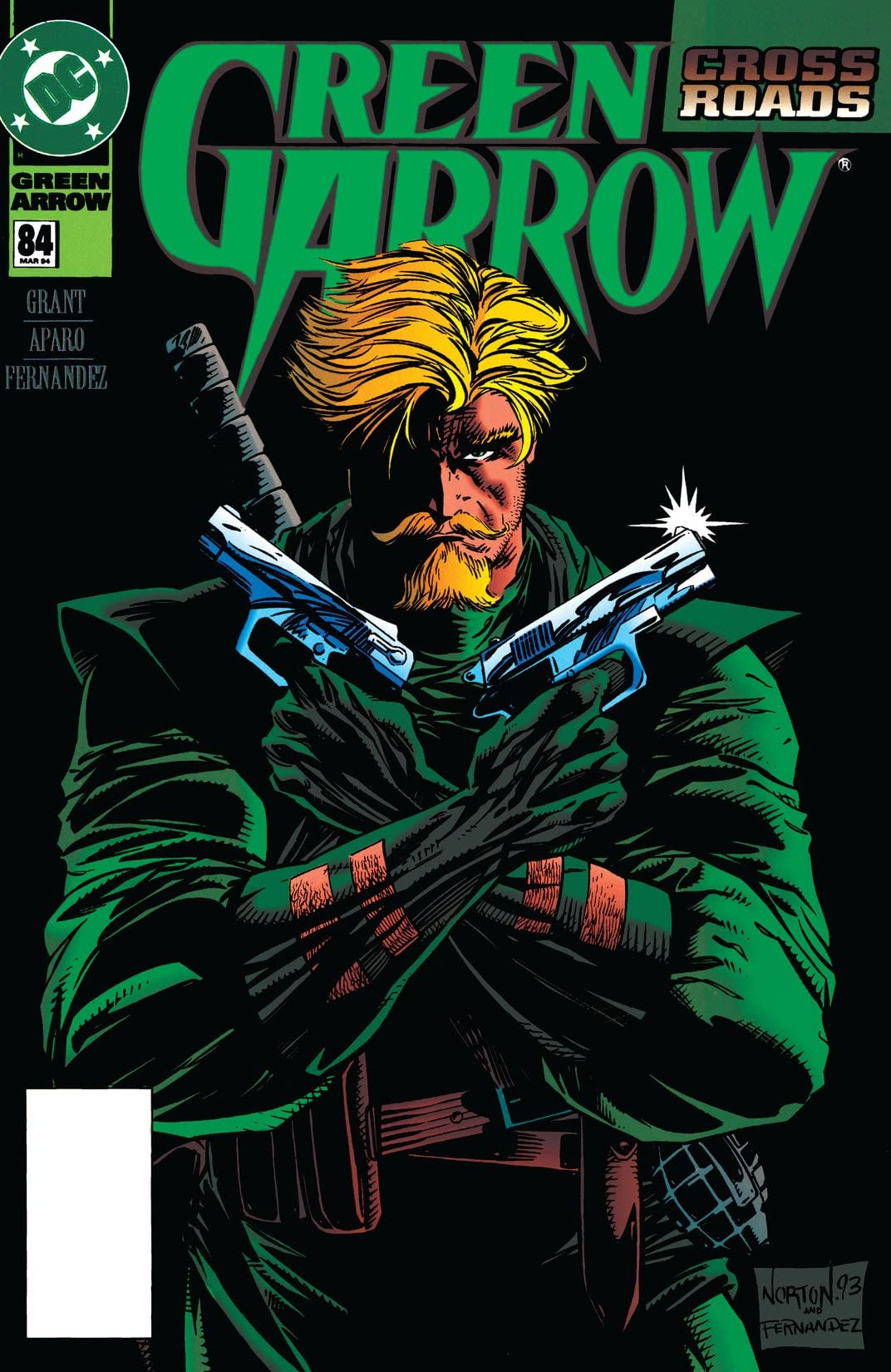 Green Arrow (1988-1998) #84