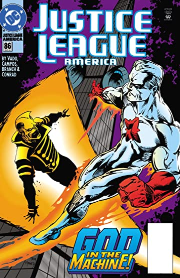 Justice League America (1987-1996) #86