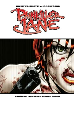 Painkiller Jane (2007) #1
