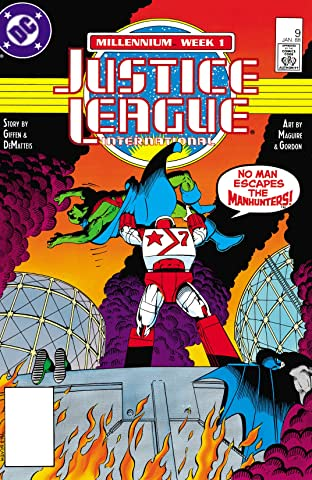 Justice League International (1987-1989) No.9
