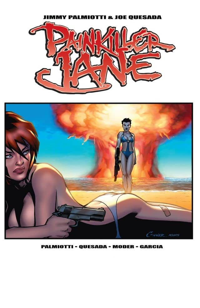 Painkiller Jane (2007) #2