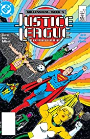 Justice League International (1987-1989) #10