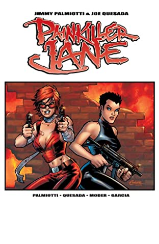 Painkiller Jane (2007) #3