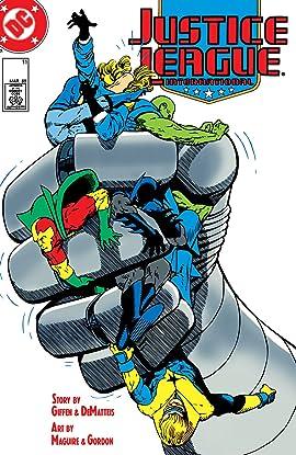 Justice League International (1987-1989) #11