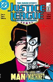 Justice League International (1987-1989) #12