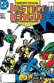 Justice League International (1987-1989) #13