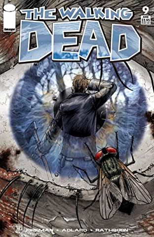 The Walking Dead No.9