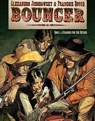 Bouncer Vol. 1: A Diamond for the Beyond
