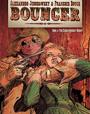 Bouncer Vol. 2: The Executioners' Mercy