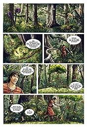 Les Epées de verre Vol. 4: Dolmon