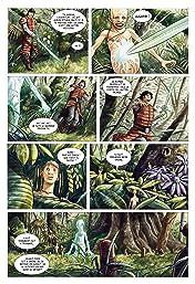 Les Epées de verre Tome 4: Dolmon