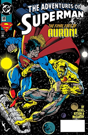 Adventures of Superman (1986-2006) #509