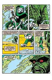 Swamp Thing (1982-1996) #97