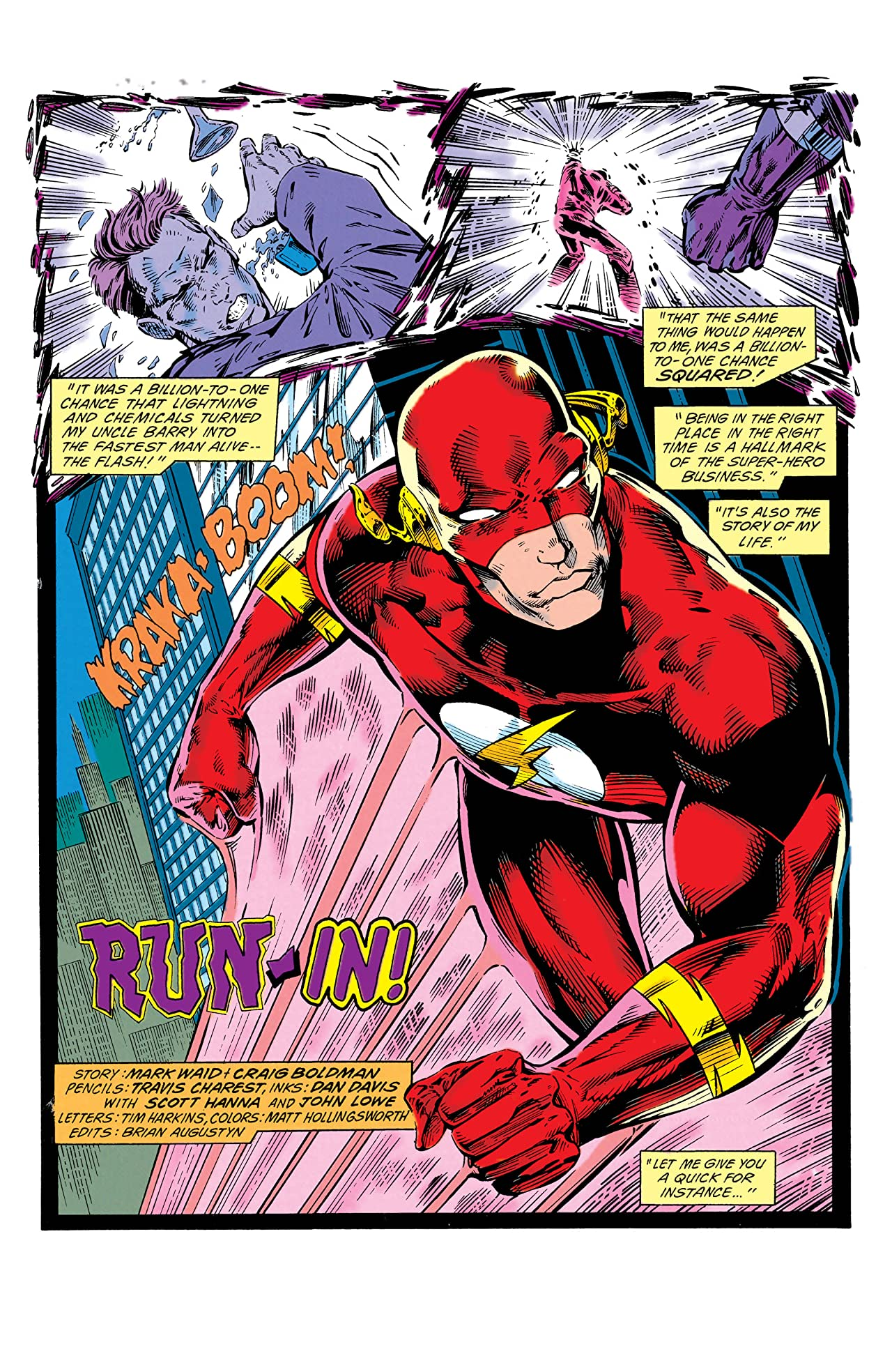 The Flash (1987-2009): Annual #5
