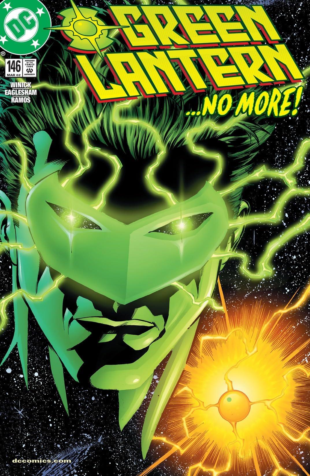 Green Lantern (1990-2004) #146