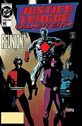 Justice League Quarterly (1990-1994) #14