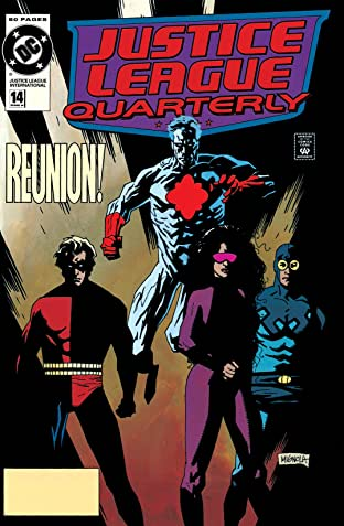 Justice League Quarterly (1990-1994) #14