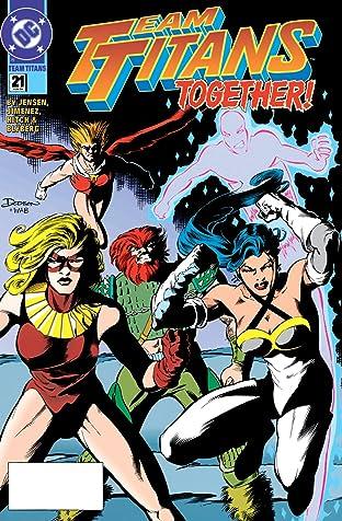 Team Titans (1992-1994) #21