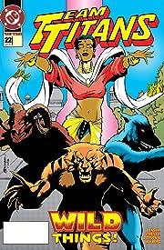 Team Titans (1992-1994) #22