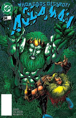 Aquaman (1994-2001) #34