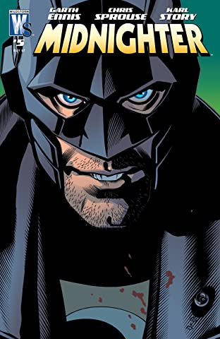 Midnighter (2006-2008) #5