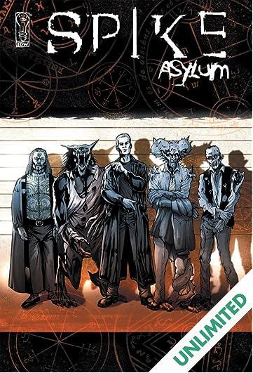 Spike: Asylum #2 (of 5)