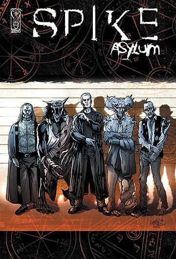 Spike: Asylum #2