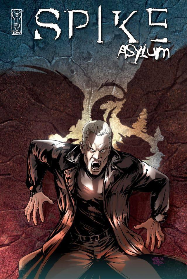 Spike: Asylum #3 (of 5)