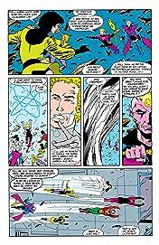 Legion of Super-Heroes (1984-1989) #20