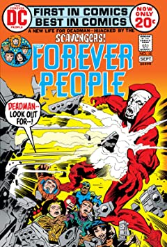 The Forever People (1971-1972) #10