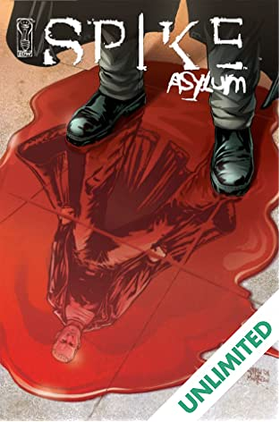 Spike: Asylum #4 (of 5)