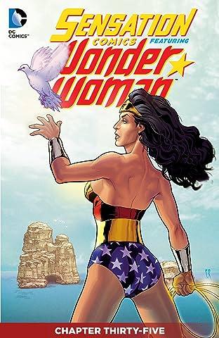 Sensation Comics Featuring Wonder Woman (2014-2015) #35