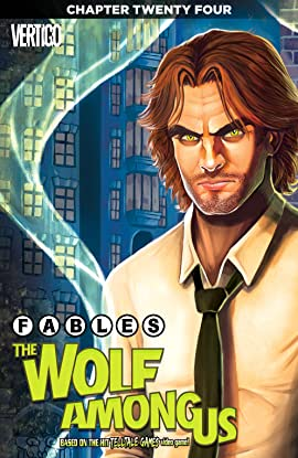Fables: The Wolf Among Us No.24