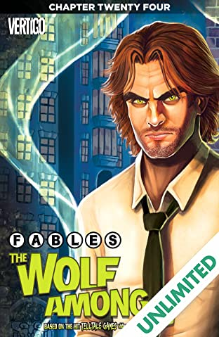Fables: The Wolf Among Us #24