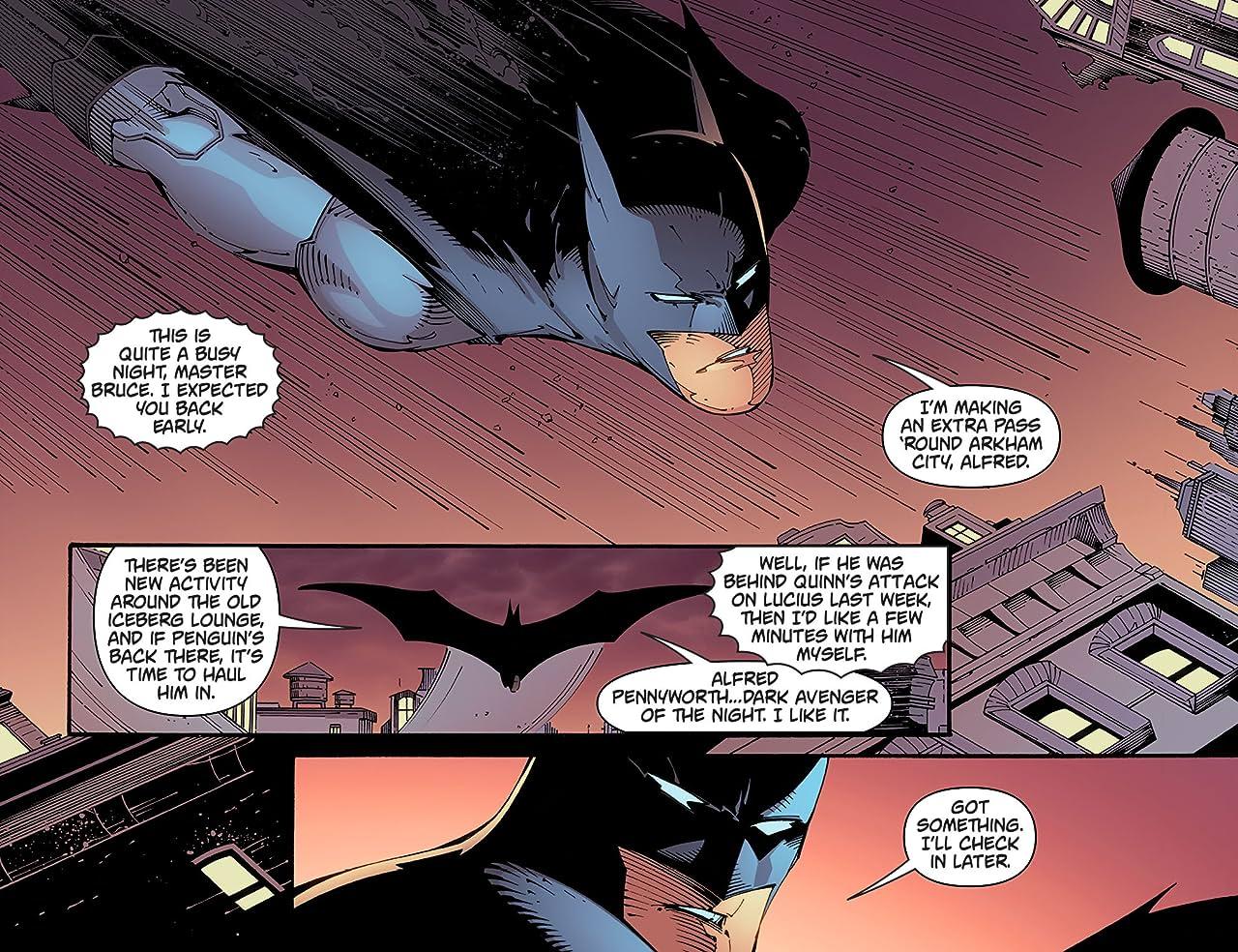 Batman: Arkham Knight (2015-2016) #14