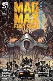 Mad Max: Fury Road: Nux & Immortan Joe (2015) No.1