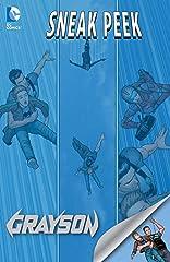 DC Sneak Peek: Grayson (2014-) #1