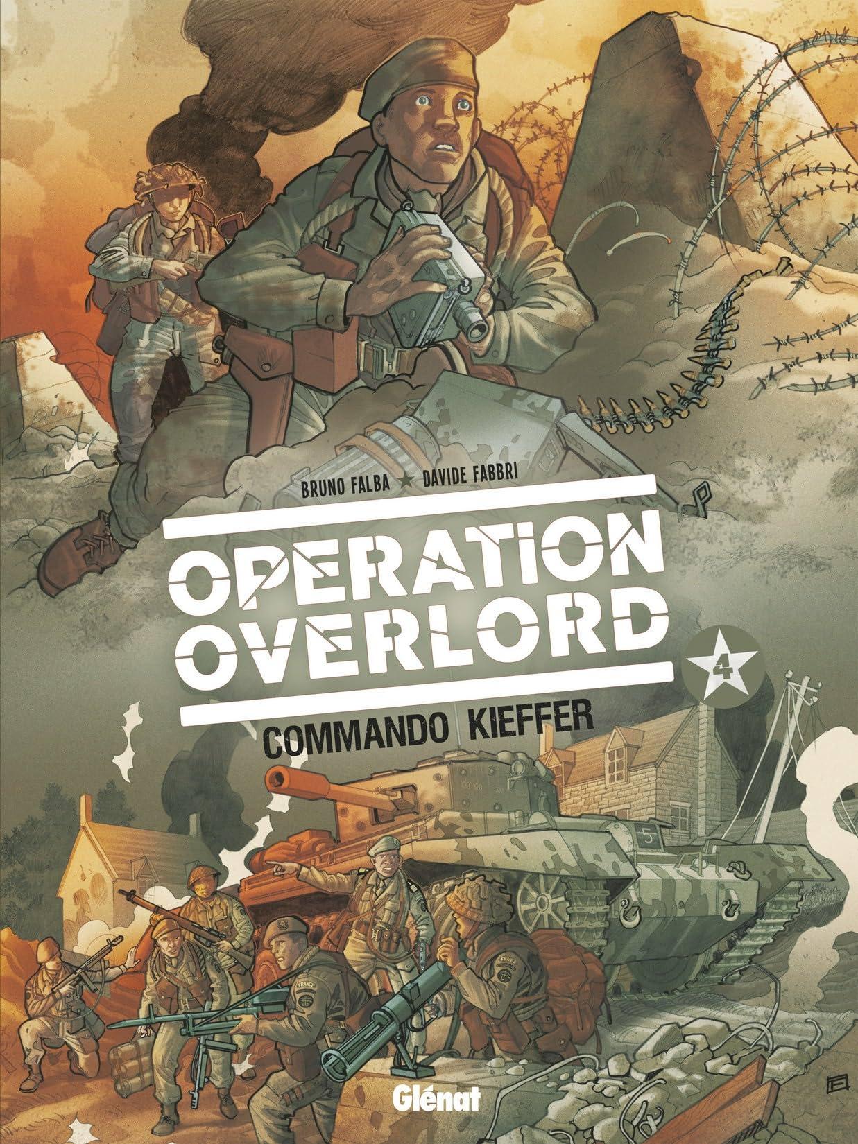 Opération Overlord Vol. 4: Commando Kieffer