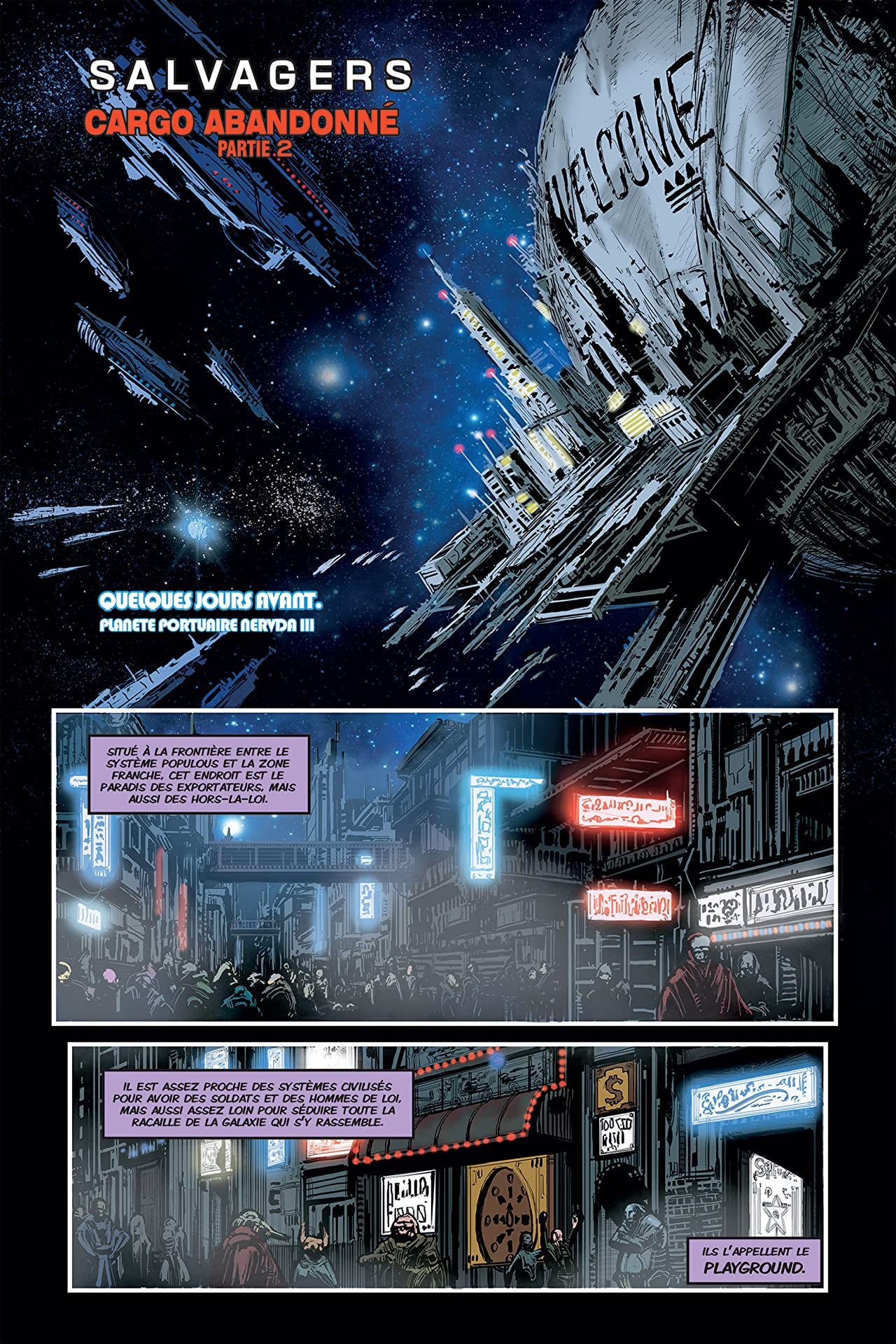 Salvagers #2