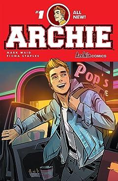 Archie (2015-) #1