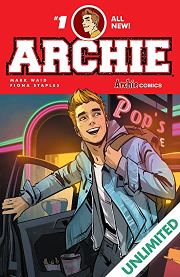 archie 2015 1 comics by comixology