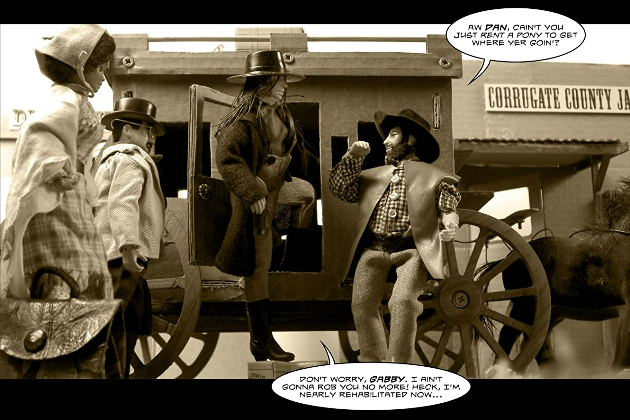 Wee Westerns #4