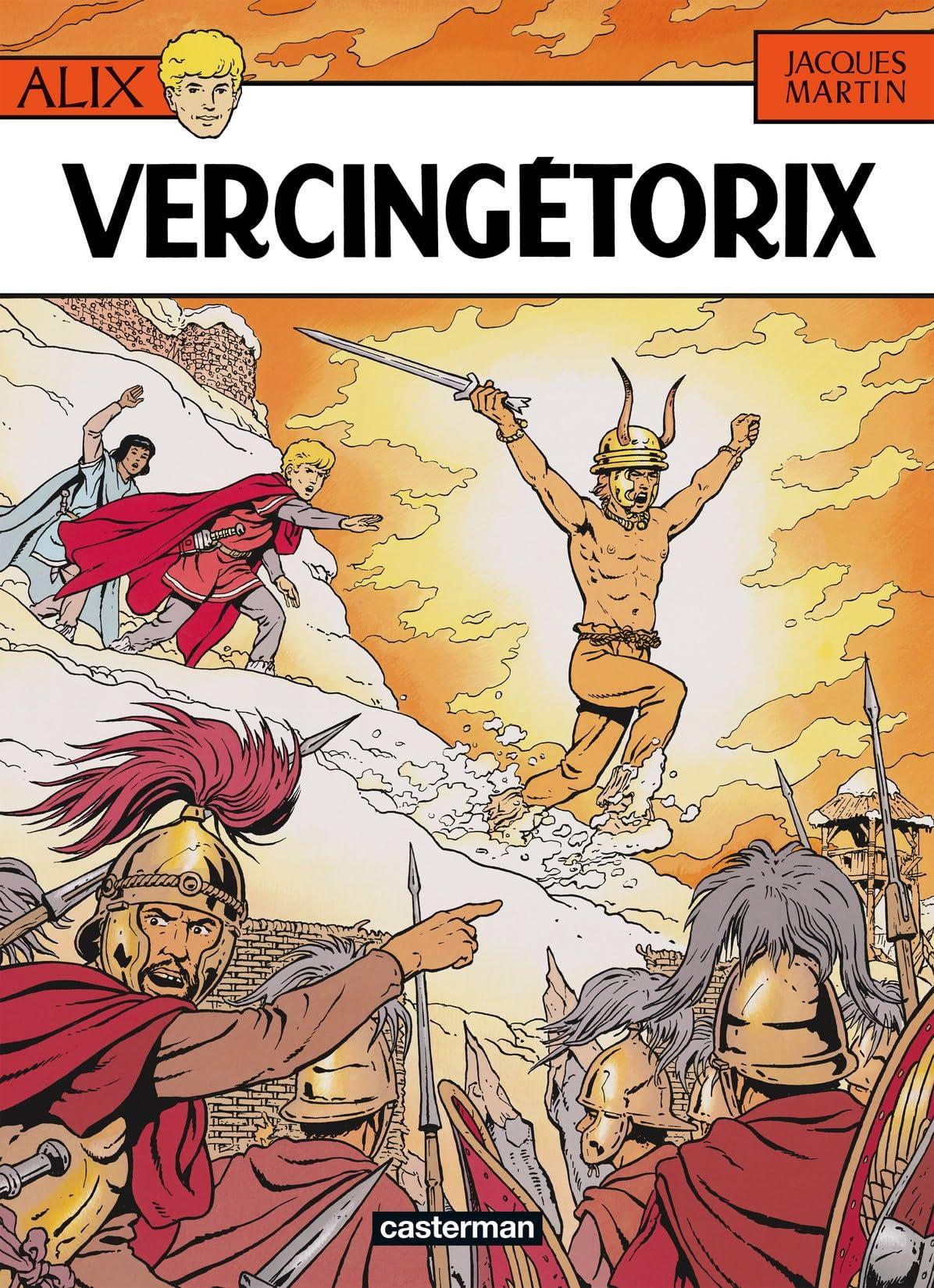 Alix Vol. 18: Vercingétorix