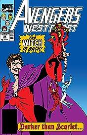 Avengers West Coast (1985-1994) #56